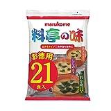生みそ汁 料亭の味 お徳用 21食 ×10個