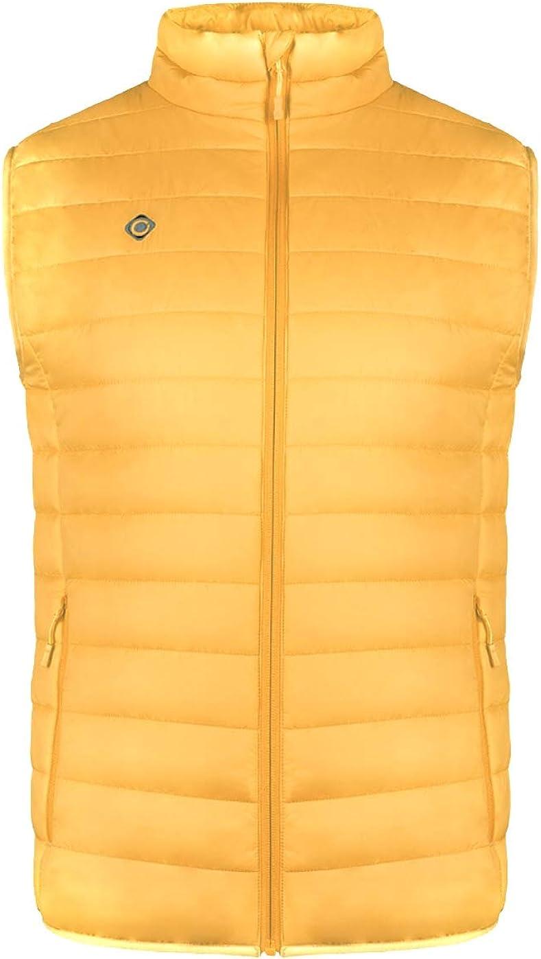 Tyree Izas Men Vest Quality and comfort. Lightweight thermal insulation.Assorted colors (Golden Honey, Medium)