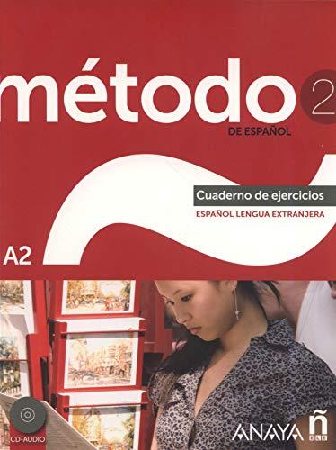 Metodo de espanol: Cuaderno de ejercicios + CD (A2)