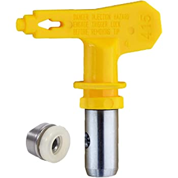 2-5 Series Black Spray Gun Tip For Airless Gun Paint Sprayer Nozzle Tip Head