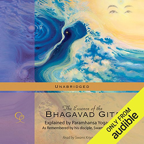 The Essence of the Bhagavad Gita  By  cover art