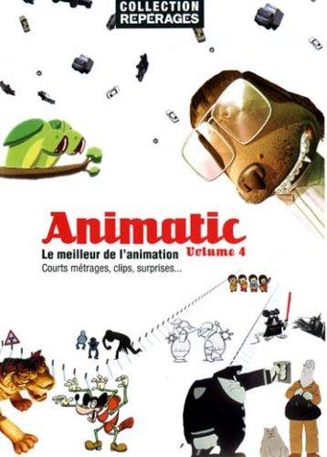 Animatic - Volume 4 ( Tyger / Dog Days / X.pression / One D / Histoire tragique avec fin heureuse / Telerific Voodoo / Morir de amor / Flatworld / Barcode ) [ Französische Import ]