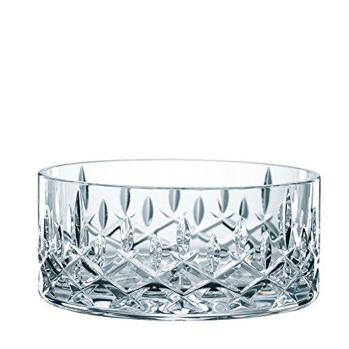 Spiegelau & Nachtmann 2-teiliges Schalen-Set, Kristallglas, Ø 11 cm, Noblesse, 0096060-0