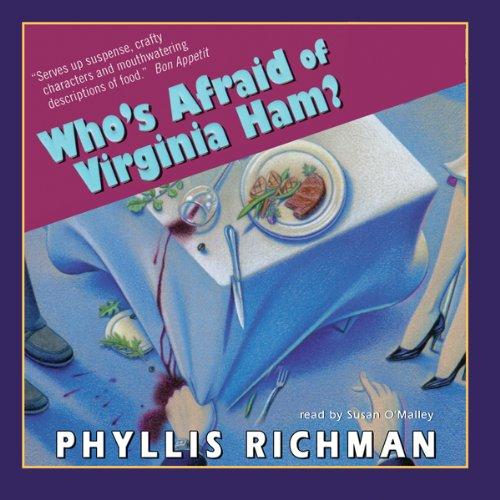 Who's Afraid of Virginia Ham? audiobook cover art