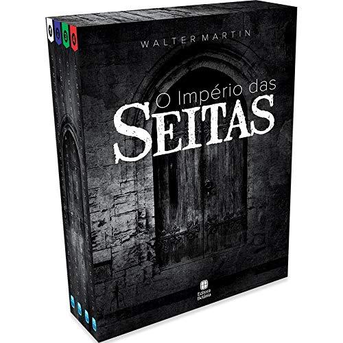 Box O Império das Seitas - Volumes 1, 2, 3 e 4