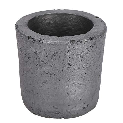 Lata de grafito, cono de grafito, metal fundido en oro, plata, molde para derretir joyas, joyas, herramientas de carburo de silicio, molde de grafito, recipiente para derretir, fundición de hi
