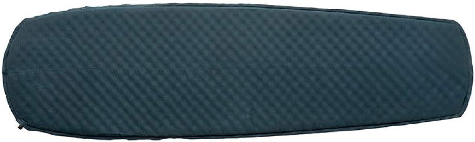 CLKSJOR Tapis de Camping Self Inflating Camping Mat Ultralight Anti-Slip TPU Oxford Fabric Durable Air Bed for Picnic
