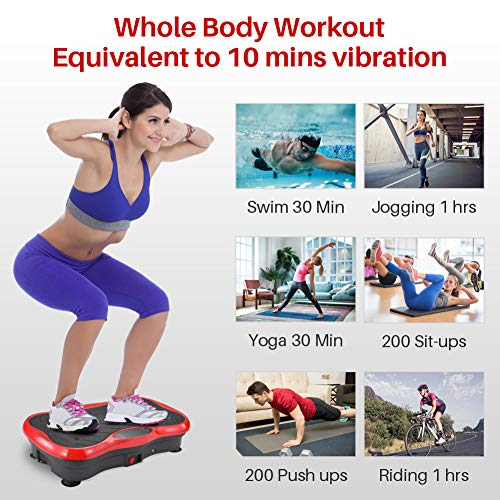 ERGO LIFE Vibration Machine