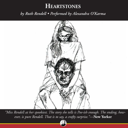 Heartstones audiobook cover art