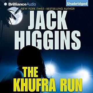 The Khufra Run audiobook cover art