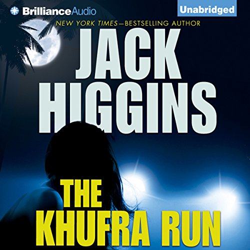 The Khufra Run audiobook cover art