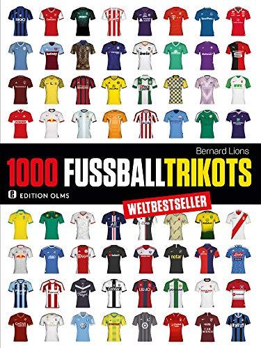 1000 Fußball-Trikots: Die Farben der schönsten Nebensache der Welt.