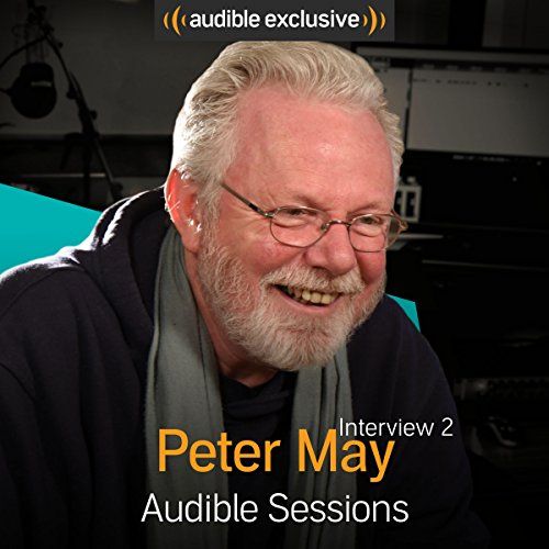 Peter May - January 2017 audiobook cover art