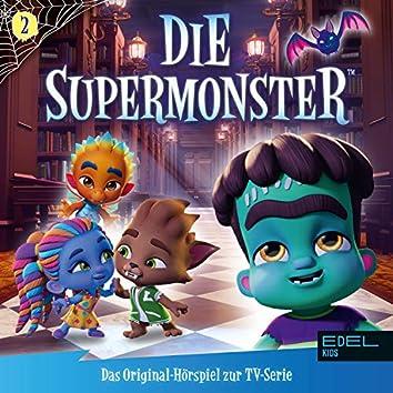 Folge 2: Monster im Museum (Das Original-Hörspiel zur TV-Serie)