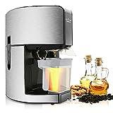 Electronic Countertop Kitchen Oil Press, Heat &...