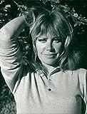 Hildegard Knef, deutsche Schauspielerin und