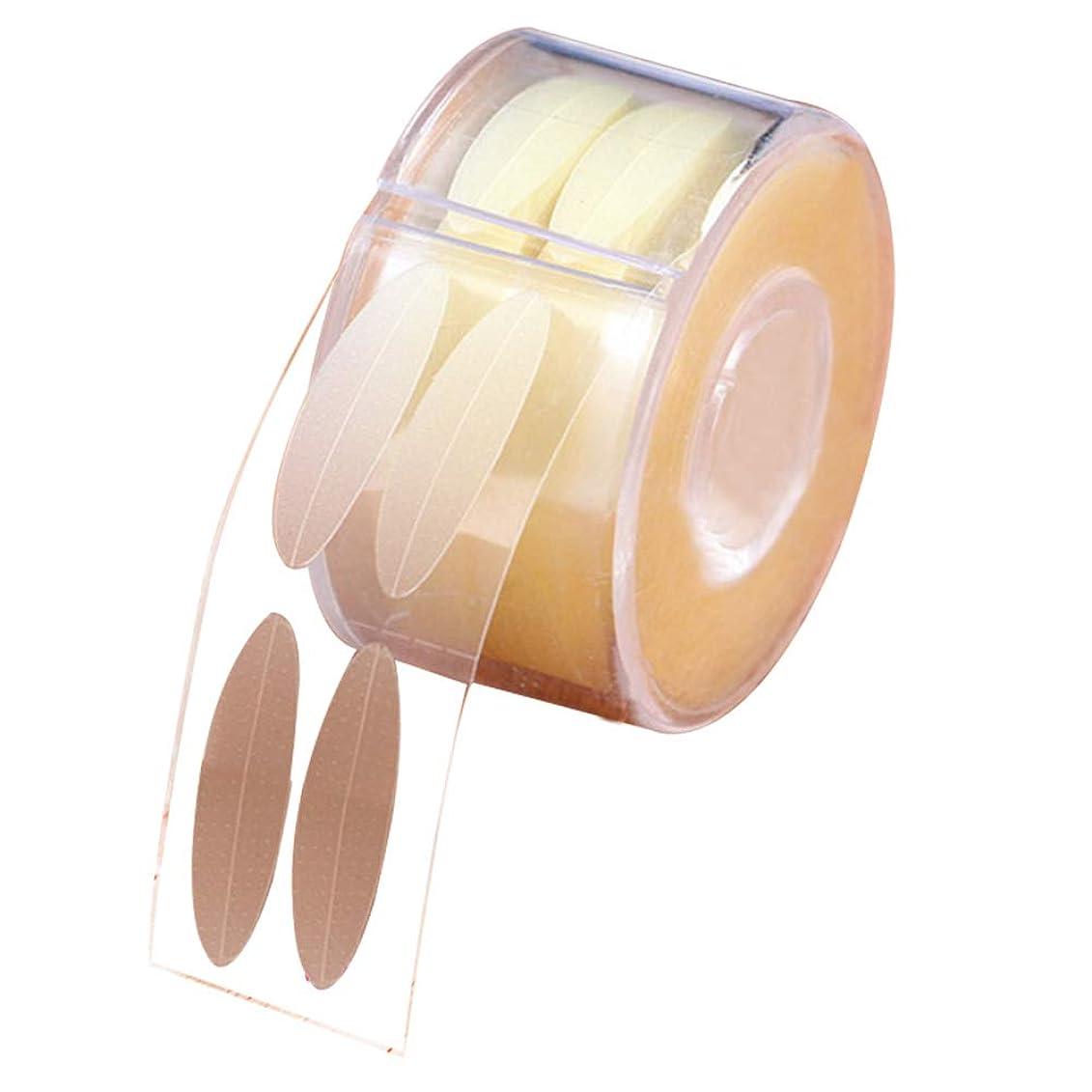 霧深いセールモディッシュ二重まぶたステッカー 目に見えない テープ アイメイク アイライナー 通気 300組 (デザイン4)
