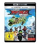 The Lego Ninjago Movie (4K Ultra HD) (+ Blu-ray) [Alemania] [Blu-ray]