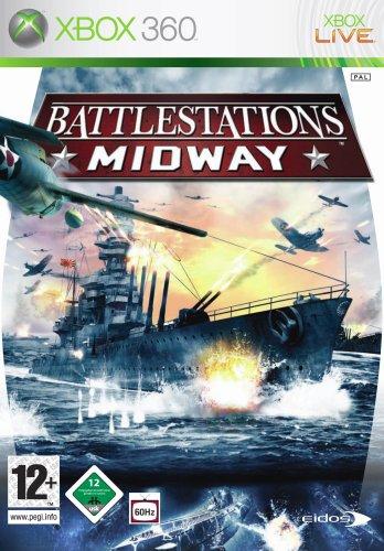 Eidos Interactive BattleStations Midway Xbox 360™ - Juego (Xbox 360, SCi Games Ltd., DEU)