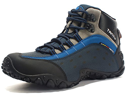 GNEDIAE Herren Wanderschuhe Trekking Männer Wasserdicht Outdoorschuhe Winterstiefel rutschfeste Traillaufschuhe Reiseschuhe Weiche und Bequeme 40-46