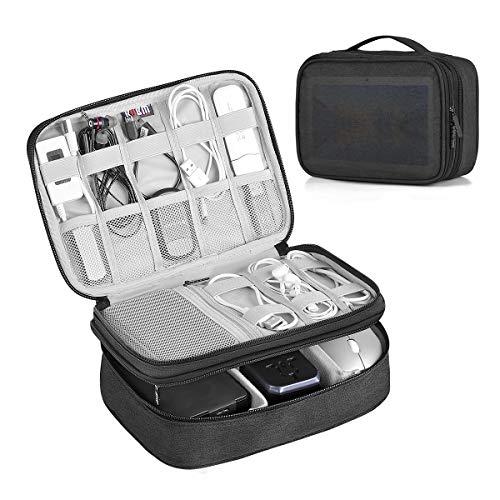Hivexagon Capa Doble Viajes electrónica Accesorios