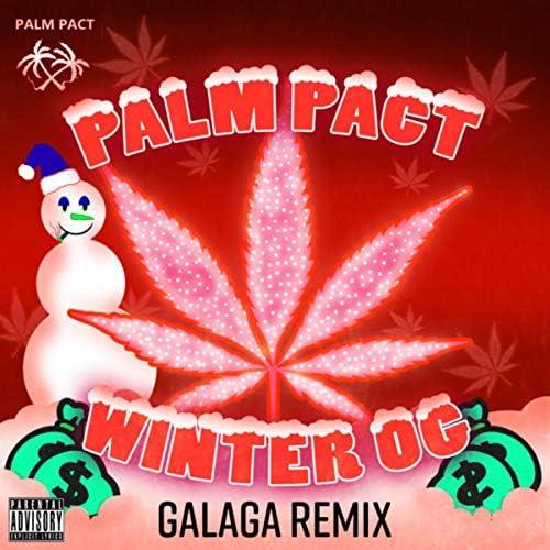 Palm Pact feat. Kai Ken, Jolly Gr$$n, Euphemistic & OGBOYSCOUT