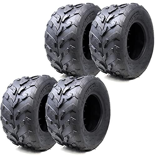 4 Neumáticos 7' para Quad ATV 160 * 80-7'