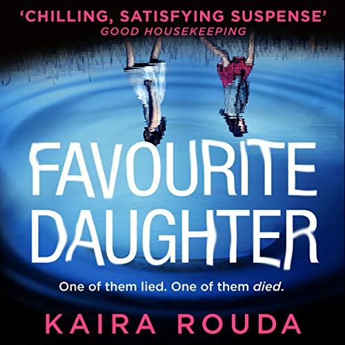 Favourite Daughter audiobook cover art