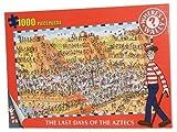 Paul Lamond 7350 Where's Wally The Last Days of the Aztecs Jigsaw Puzzle, 1000 Pieces