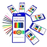 Color Swell Bulk Colored Pencil Packs 30 Sets...