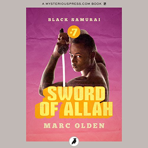 Sword of Allah audiobook cover art