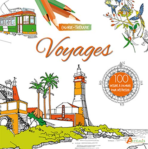 VOYAGES COLORIE-THERAPIE