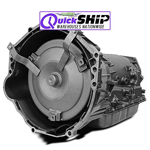 Quick Ship 4L60E/4L65E 2WD Transmission with Free Torque Converter