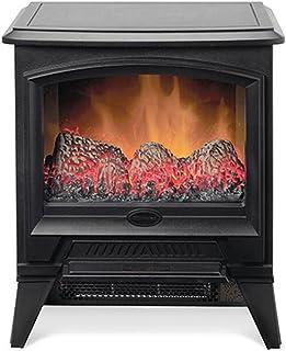 Dimplex Casper 2000W Optiflame LED Electric Fireplace Heater w/Fire Effect