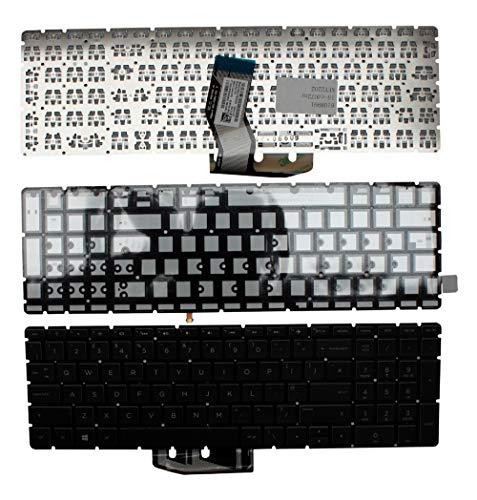 Keyboards4Laptops Regno Unito con Puntatore Telaio Argento Nero Tastiera Sostitutiva per Portatili Compatibile con HP EliteBook 820 G3