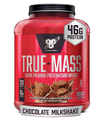 BSN TRUE-MASS Weight Gainer Review