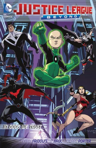 Justice League Beyond: In Gods We Trust (English Edition)