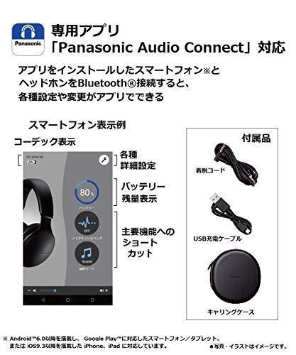 Panasonic(パナソニック)『ワイヤレスステレオヘッドホン(RP-HD610N)』