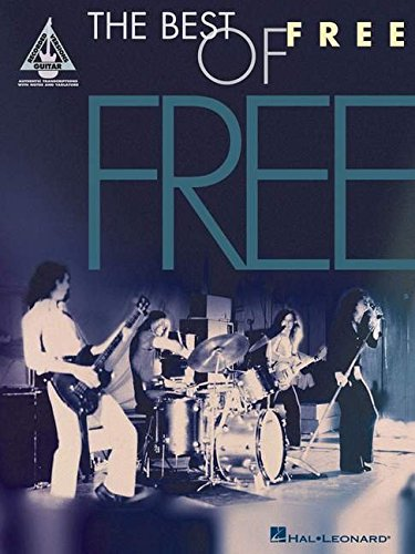 The Best Of Free (Guitar Recorded Versions) Tab