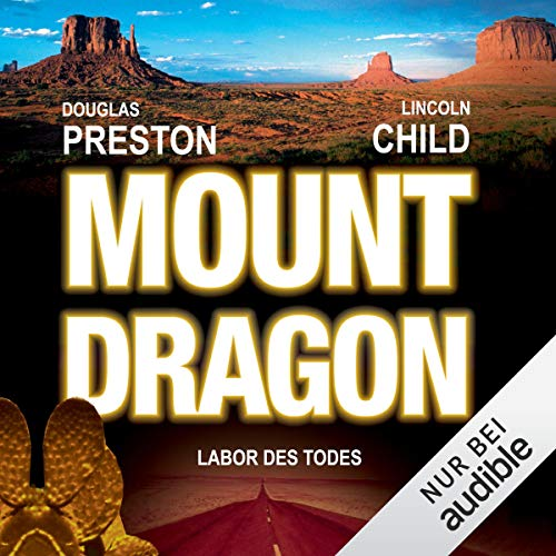 Mount Dragon: Labor des Todes Titelbild