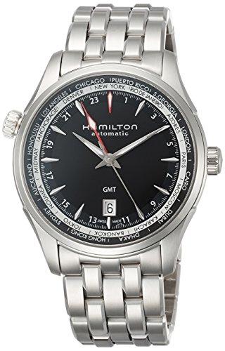 Hamilton Pilot Pioneer Silber Uhr H76512155