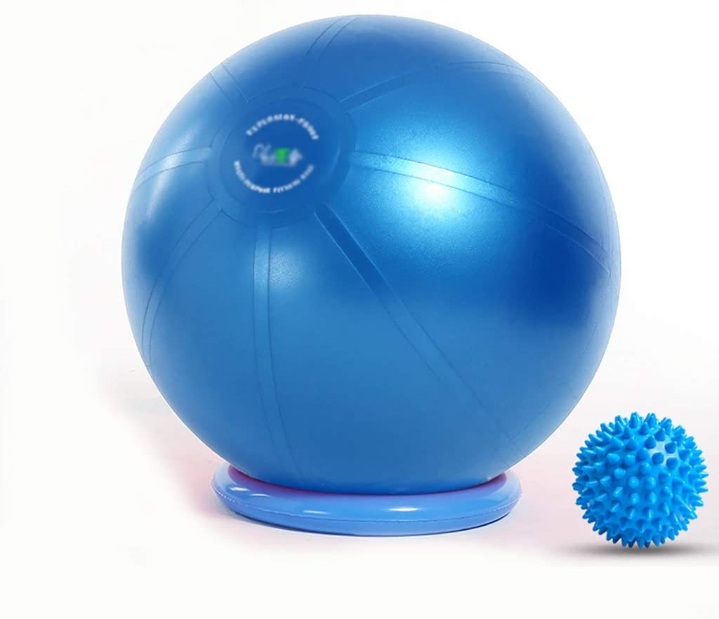 GSPYJQ Yoga Ball Opening large release sale Thickening Child Max 61% OFF Explosion-Proof Pregnant