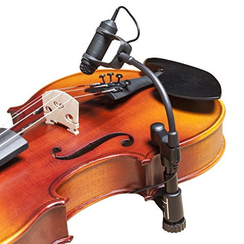 Tie tcx200 Instrumento Micrófono para violín/mandolina