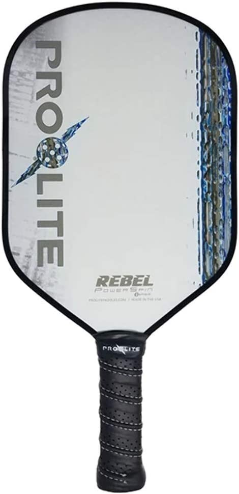在庫処分 Prolite 限定特価 Rebel PowerSpin Paddle Pickleball