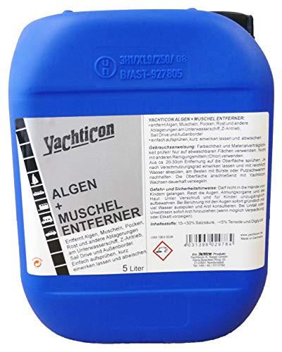 YACHTICON Algen & Muschel Reste Entferner 5 Liter