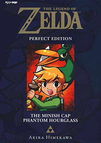 The legend of Zelda: The minish cap-Phanton hourglass