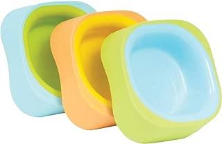 Soft Bowl Set in Sorbet (Set of 3)
