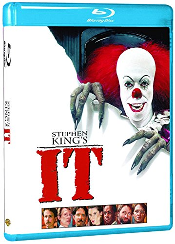 It (1990) Blu-Ray [Blu-ray]