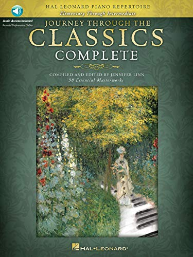 Journey Through the Classics Complete - Book with Audio Samples (English Edition)