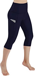 navy mom leggings